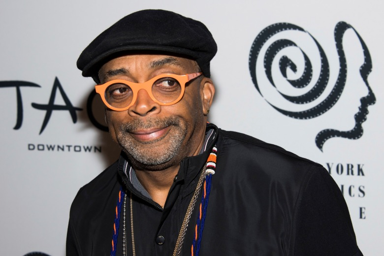 Spike Lee attends the New York Film Critics Circle Awards at TAO Downtown on Tuesday, Jan. 7, 2020, in New York. (Photo by Charles Sykes/Invision/AP)