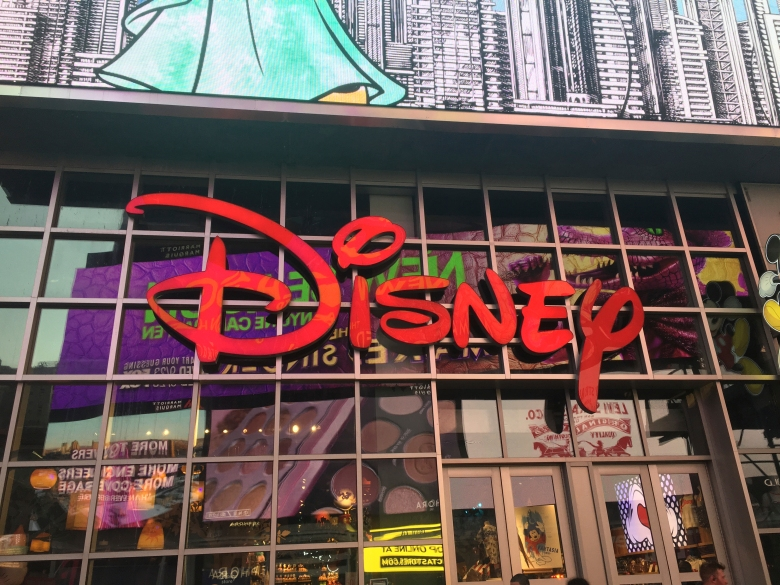 Photo by: STRF/STAR MAX/IPx 2020 9/30/20 Disney to lay off 28,000 employees due to the coronavirus pandemic.