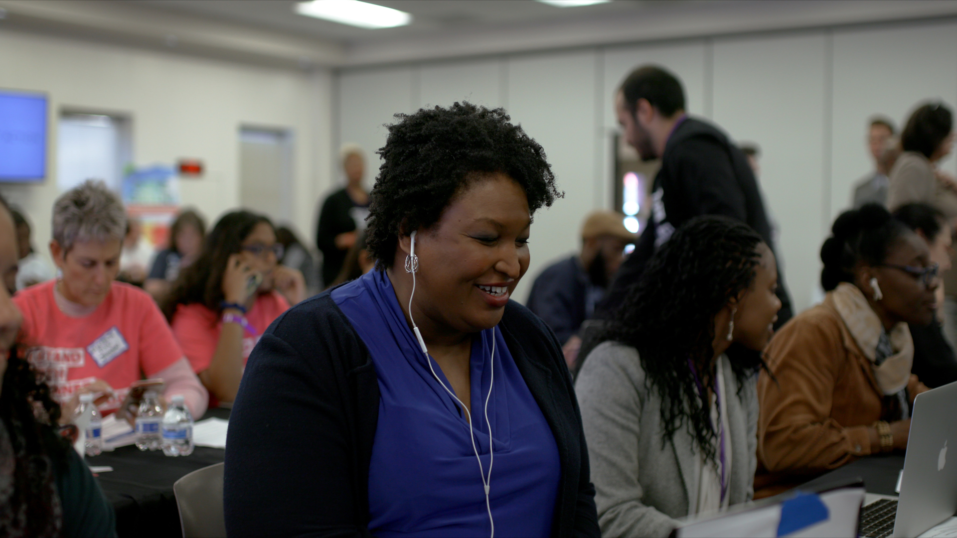 The Directors of Stacey Abrams Documentary 'All In' Share How to Tune Out the GOP Right Now