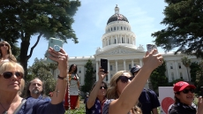 A still from AMERICAN SELFIE: ONE NATION SHOOTS ITSELF. Photo Credit: Courtesy of MTV Documentary Films/SHOWTIME.