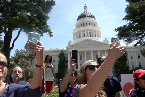 'American Selfie'