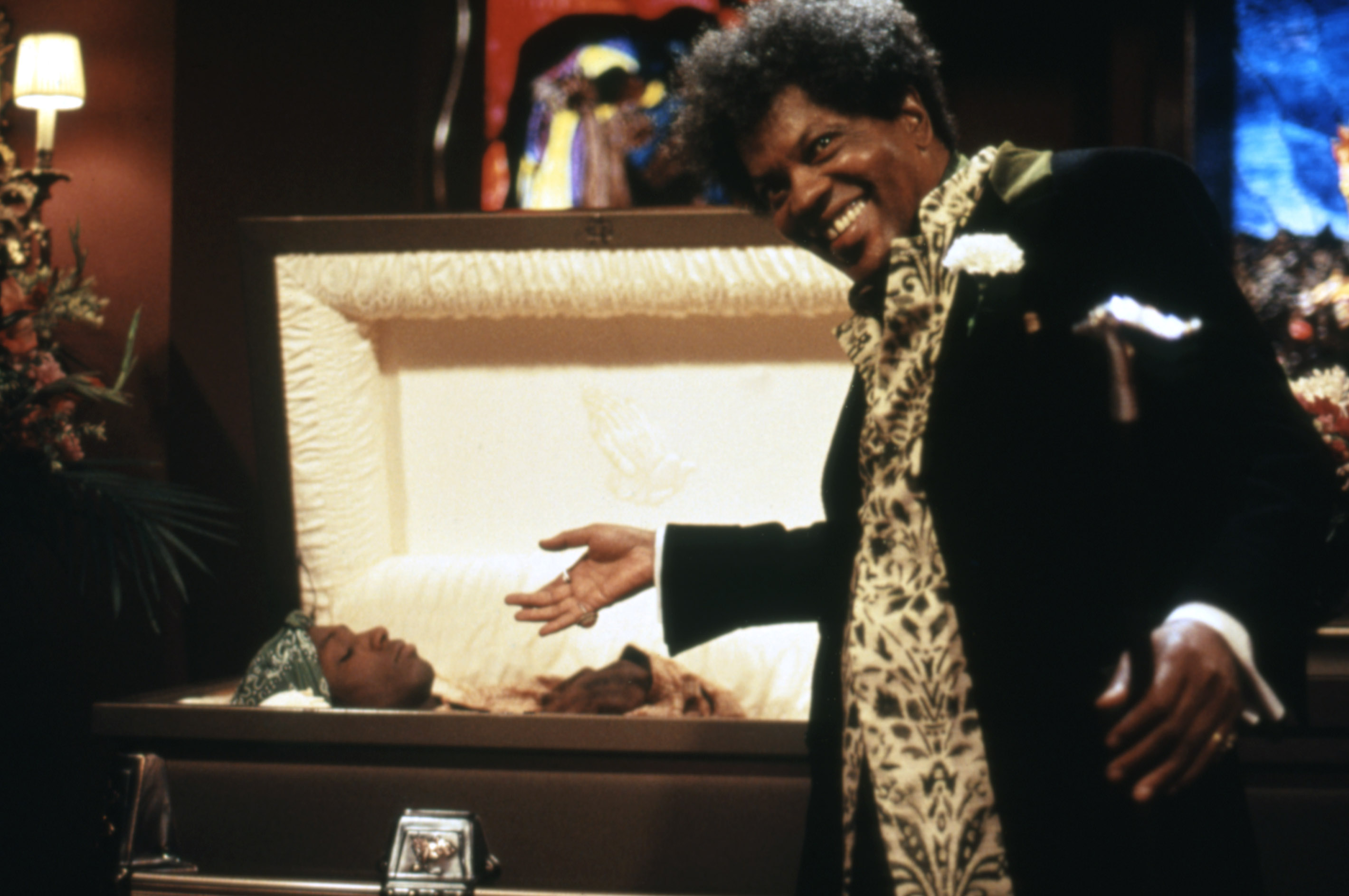TALES FROM THE HOOD, Clarence Williams III, 1995, (c)Savoy Pictures/courtesy Everett Collection