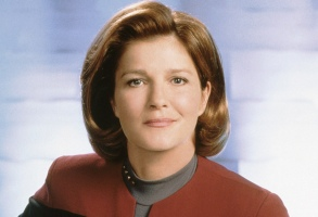 STAR TREK: VOYAGER, Kate Mulgrew, (2000), 1995-2001. © Paramount Television / Courtesy: Everett Collection