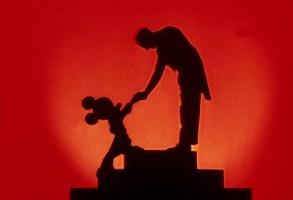 FANTASIA, Mickey Mouse, Leopold Stokowski, 1940. © Walt Disney / Courtesy: Everett Collection