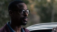 "THIS IS US -- ""Forty Part 1/Forty Part 2"" Episode 501/502 -- Pictured in this screengrab: Sterling K. Brown as Randall -- (Photo by: NBC)"
