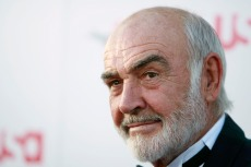Sean Connery arrives at the American Film Institute Life Achievement Award event honoring Al Pacino in Los Angeles on Thursday, June 7, 2007. (AP Photo/Matt Sayles)