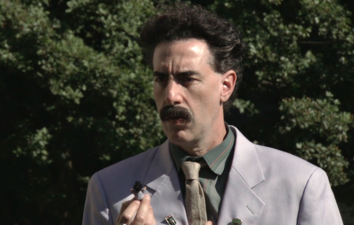 Kazakh Organization Urges Oscars, Golden Globes, and More to Ban 'Borat 2' from Competing