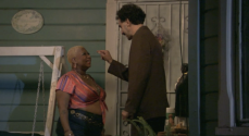 "Luenell and Sacha Baron Cohen in ""Borat"""