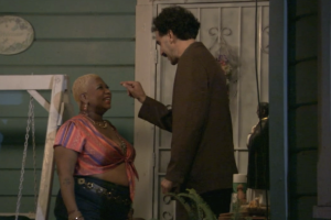 Why 'Borat' Fan Favorite Luenell Isn't in the Sequel but Got Paid Anyway