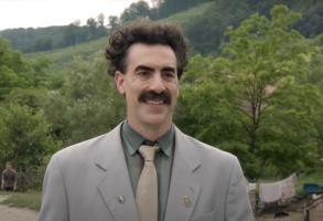 """""""Borat Subsequent Moviefilm"""""""