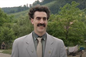 'Borat: Subsequent Moviefilm' Review: Sacha Baron Cohen's Brilliant, Vulgar Plea for a Better World