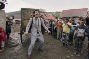 Sacha Baron Cohen Denies Rudy Giuliani's 'Borat' Scene Was a Hit Job: 'He Did What He Did'