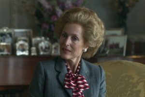 'The Crown' Season 4 Official Trailer Is Dominated by Gillian Anderson's Margaret Thatcher