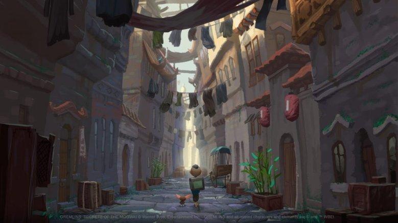 """Gremlins: Secrets of the Mogwai"""