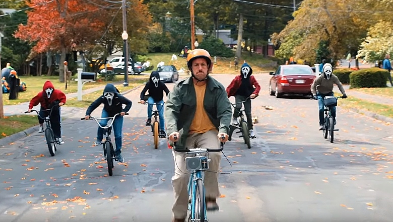 Hubie Halloween Review: The Adam Sandler Movie America Needs Right Now |  IndieWire