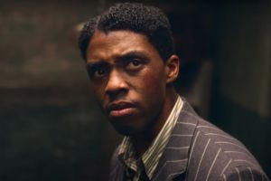 Chadwick Boseman Wins Golden Globe for Best Actor