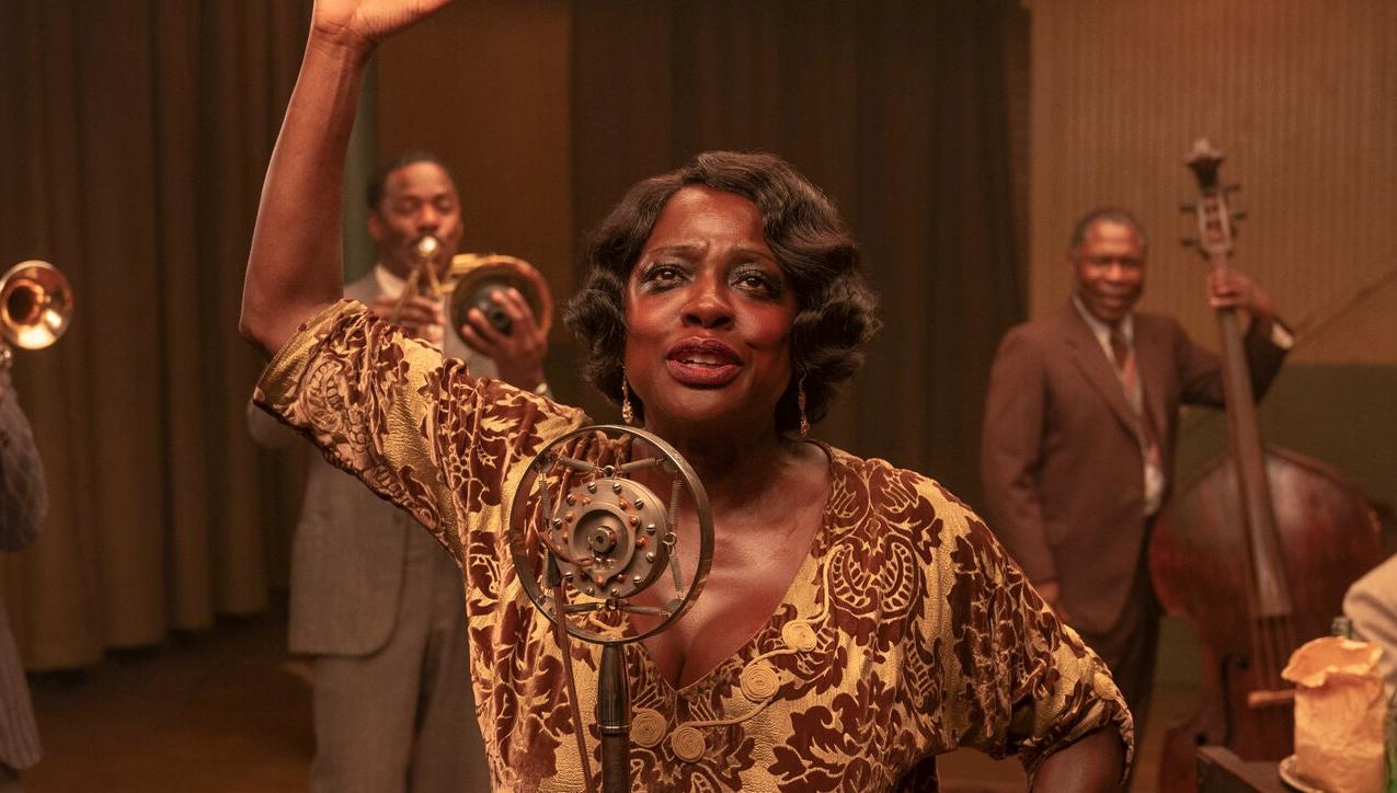 Viola Davis Details 'Ma Rainey' Transformation: 200 Pounds, Fat Suit |  IndieWire
