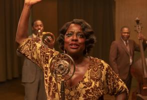 "Viola Davis in ""Ma Rainey's Black Bottom"""