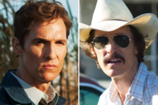 """True Detective"" and ""Dallas Buyers Club"""
