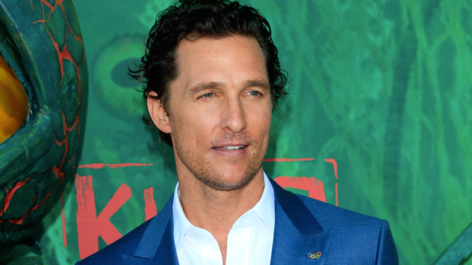 Matthew McConaughey Turned Down $14.5 Million Rom-Com Movie Offer   IndieWire