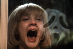 Drew Barrymore, Scream
