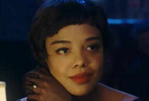 """Tessa Thompson in """"Sylvie's Love"""""""