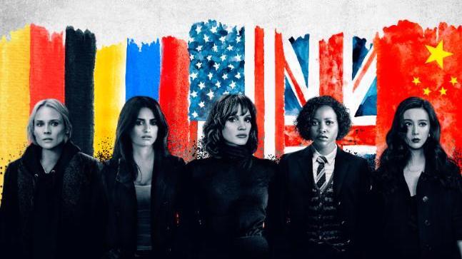 355' Trailer: Jessica Chastain, Lupita Nyong'o, Penélope Cruz | IndieWire
