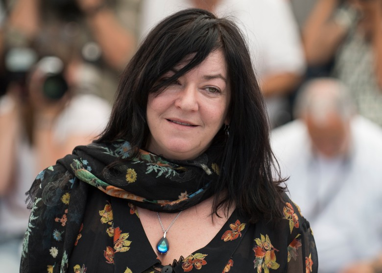 Director Lynne Ramsay poses for photographers during the photo call for the film You Were Never Really Here at the 70th international film festival, Cannes, southern France, Saturday, May 27, 2017. (Photo by Arthur Mola/Invision/AP)