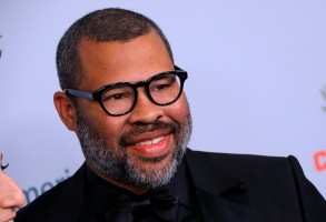 Jordan Peele at the 2019 British Academy Britannia Awards held at The Beverly Hilton Hotel on October 25, 2019 in Beverly Hills, CA, USA (Photo by JC Olivera/Sipa USA)(Sipa via AP Images)