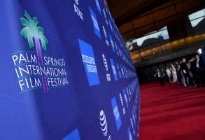 A view of the red carpet appears before the start of the 31st annual Palm Springs International Film Festival on Thursday, Jan. 2, 2020, in Palm Springs, Calif. (Photo by Jordan Strauss/Invision/AP)