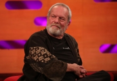Terry Gilliam during the filming for the Graham Norton Show at BBC Studioworks 6 Television Centre, Wood Lane, London, to be aired on BBC One on Friday evening. PA Photo. Picture date: Thursday January 23, 2020. Photo credit should read: PA Images on behalf of So TV