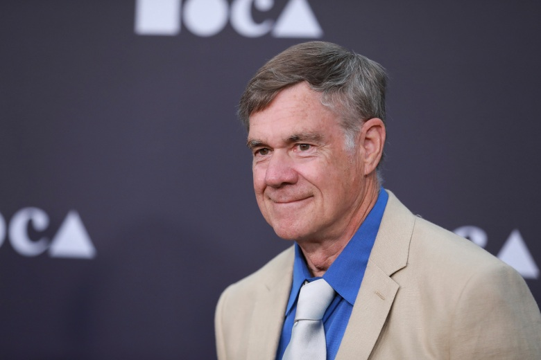 "FILE - In this May 18, 2019 file photo, director Gus Van Sant attends the 2019 MOCA benefit at the Geffen Contemporary, in Los Angeles. Gucci creative director Alessandro Michele  teamed up with film director Gus Van Sant to create a seven-part mini-series revealing Gucci's latest collection, dubbed ""Ouverture."" (Photo by Mark Von Holden/Invision/AP)"