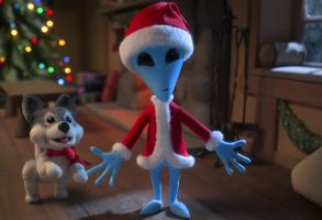Alien Xmas Netflix