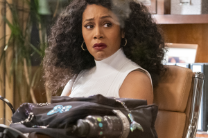 'All Rise': Kamala Harris' Debate Performance Influenced Simone Missick in Season 2