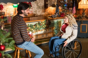 'Christmas Ever After': Ali Stroker Hopes to Give Disabled Girls a Romantic Heroine