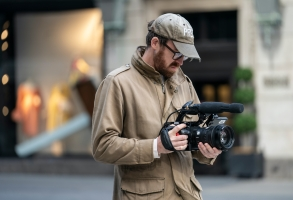 How to with John Wilson Camera HBO