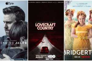 The Best TV Posters of 2020