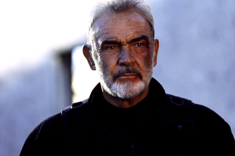 THE ROCK, Sean Connery, 1996, (c)Buena Vista Pictures/courtesy Everett Collection