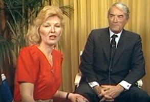 Leta Powell Drake interviews Gregory Peck