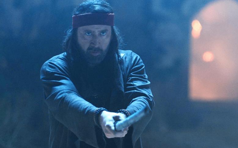 Jiu Jitsu' Review: Nicolas Cage Sci-Fi/Action Movie | IndieWire