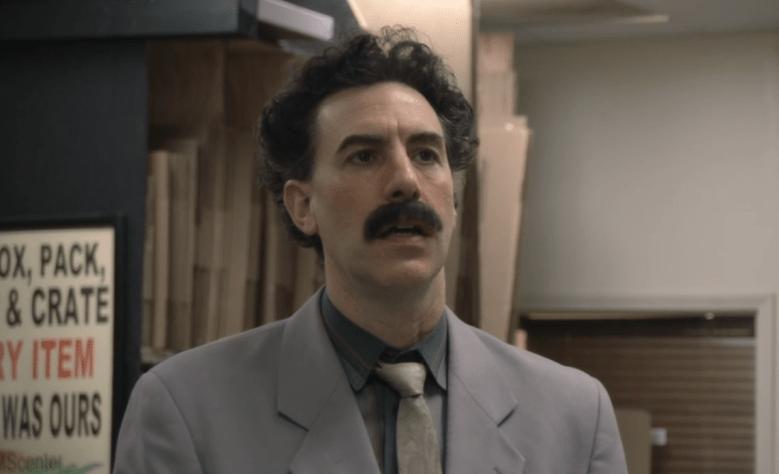 """""""Borat 2"""""""