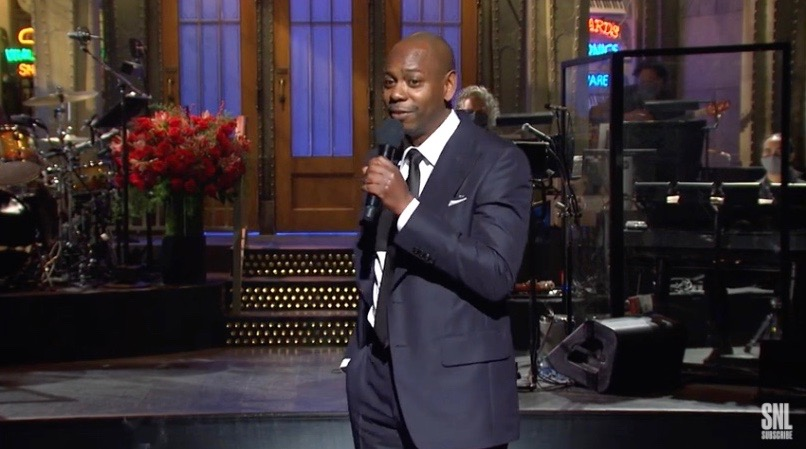 """Dave Chappelle on """"Saturday Night Live"""""""