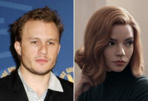 "Heath Ledger and ""The Queen's Gambit"""
