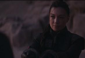 "Ming-Na Wen in ""The Mandalorian"""
