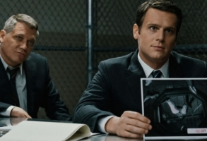 """Fincher's Netflix series """"Mindhunter"""""""