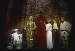 """The Star Wars Holiday Special"""