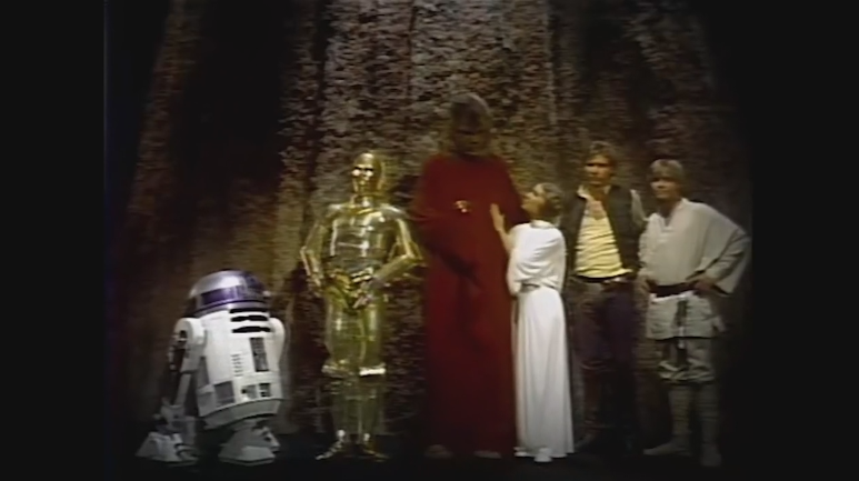 """""""The Star Wars Holiday Special"""""""