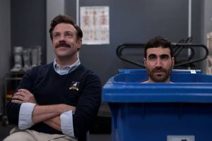 'Ted Lasso': Jason Sudeikis and Patton Oswalt Celebrate the Characters' Vulnerability