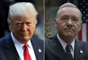 "Donald Trump and ""House of Cards"""