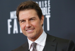 """Actor Tom Cruise attends the U.S. premiere of """"Mission: Impossible - Fallout"""" at The Smithsonian National Air and Space Museum on Sunday, July 22, 2018 in Washington. (Photo by Brent N. Clarke/Invision/AP)"""